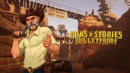 VR Arena: Guns'n'Stories: Bulletproof